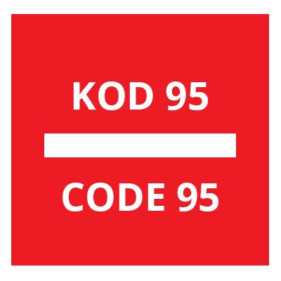 Kod 95