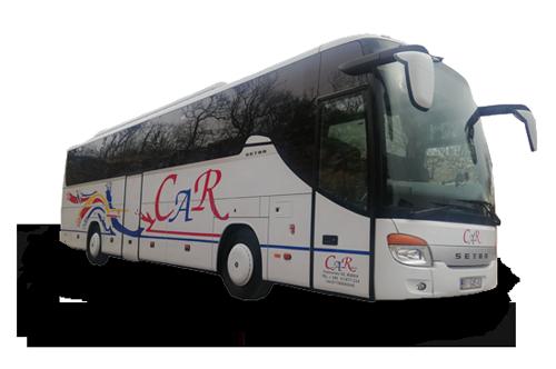Autoškola Car vrši međunarodni i tuzemni prijevoz putnika autobusom